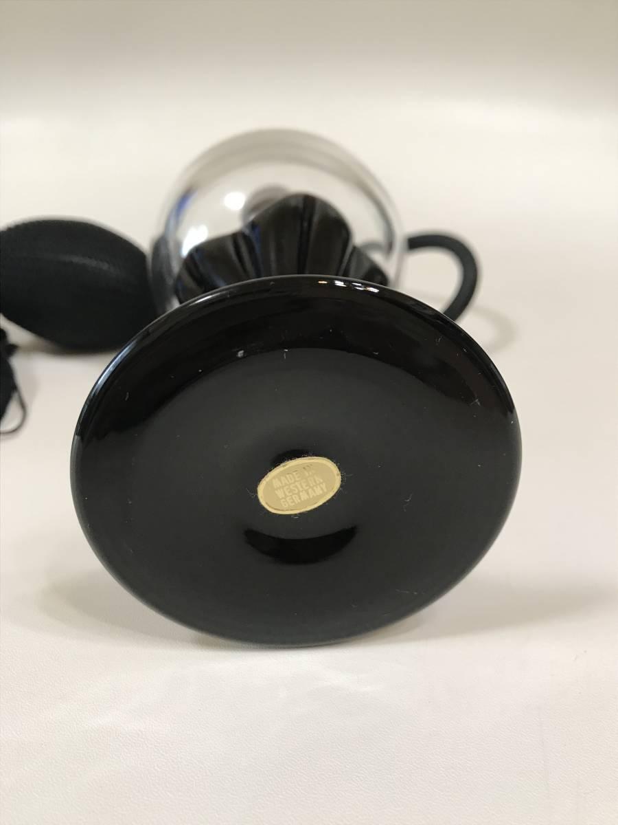 アンティーク品!「西ドイツ製ガラス香水瓶」、状態良好品です。コレクション品に!_画像6