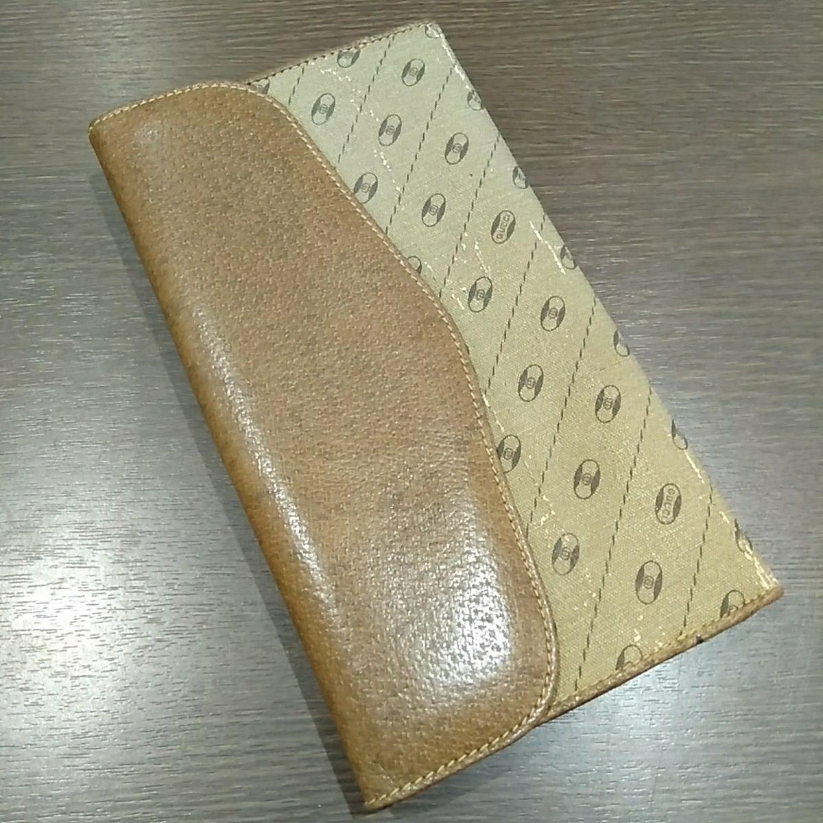 wholesale dealer d1d8b 6572d 代購代標第一品牌- 樂淘letao - GUCCI グッチ長財布ブラウン ...