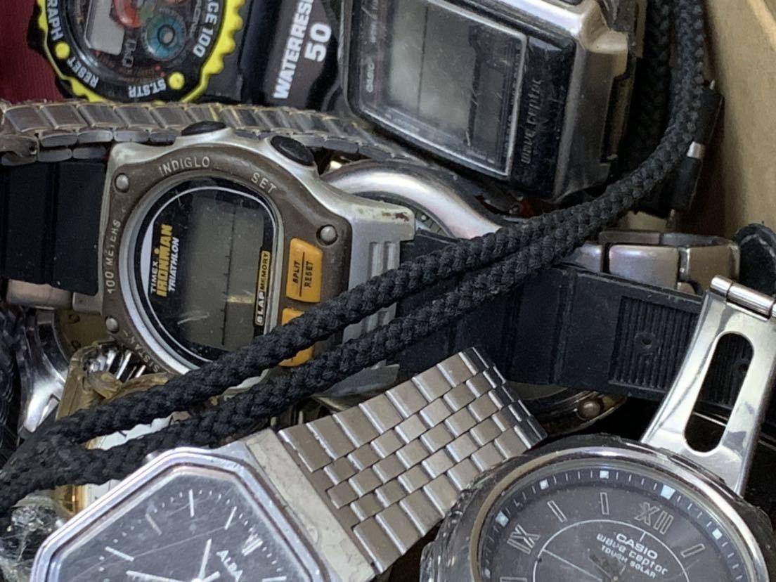 大量ジャンク腕時計 オメガ ロンジン カシオ スカーゲン セイコーなど メンズ レディース など腕時計まとめて200点以上_画像6