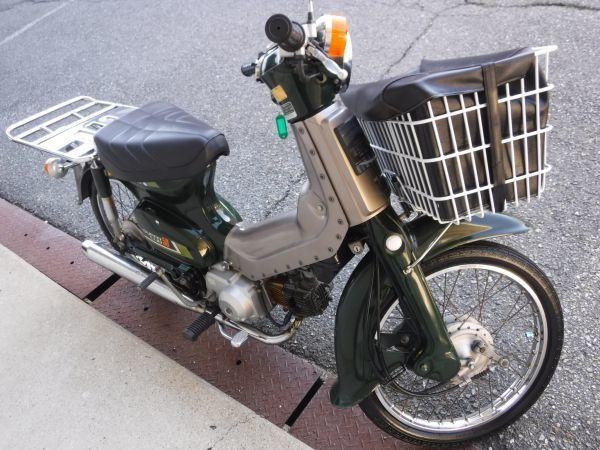 ★☆神戸 Honda スーパーカブ C50☆★_画像2