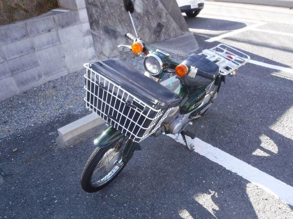 ★☆神戸 Honda スーパーカブ C50☆★_画像4