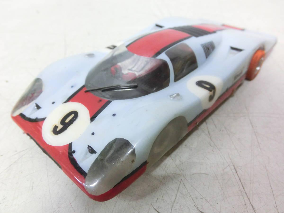 希少 昭和レトロ おもちゃ スロットカー レーシングカー 詳細不明※画像にてご判断ください 1/24 動作未確認 ジャンク品 NY1120_画像1