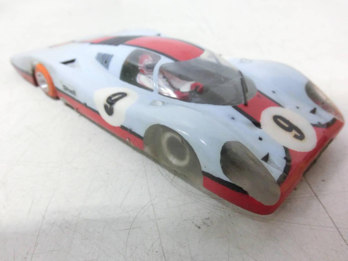 希少 昭和レトロ おもちゃ スロットカー レーシングカー 詳細不明※画像にてご判断ください 1/24 動作未確認 ジャンク品 NY1120_画像3