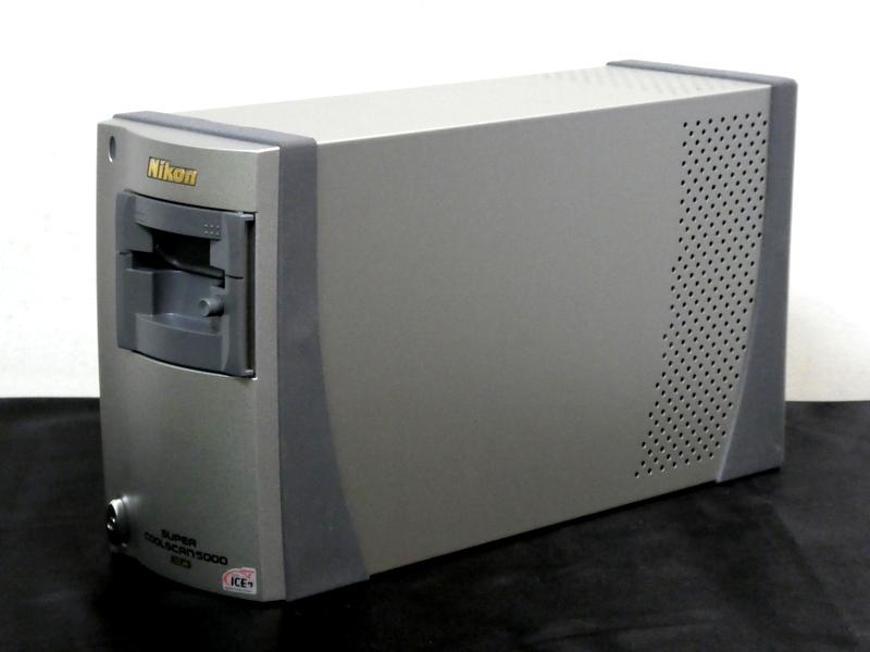 4116] Nikon Nikon SUPER COOLSCAN 5000 ED film scanner