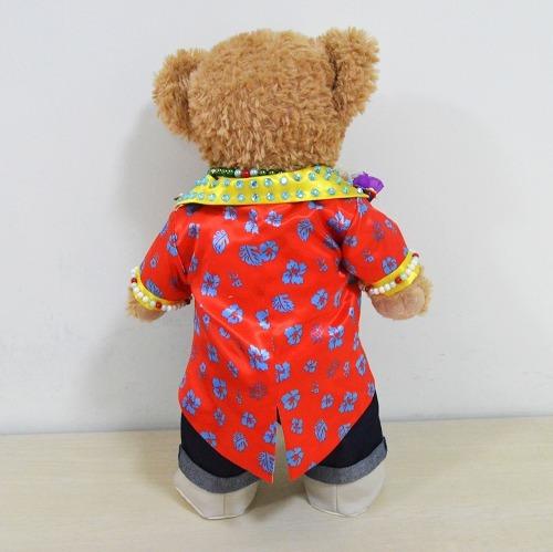 ダッフィーコスチューム コンサートアイドル衣装 duffy通販 ぬいぐるみ シェリーメイ洋服_画像3