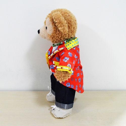 ダッフィーコスチューム コンサートアイドル衣装 duffy通販 ぬいぐるみ シェリーメイ洋服_画像2