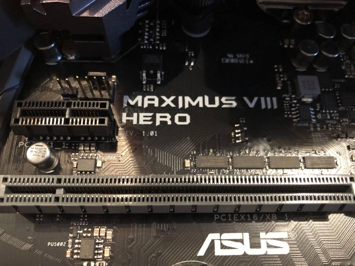 ゲーム用の機能を満載したR.O.G.シリーズのハイコストパフォーマンスZ170 ATXマザーボード_画像5