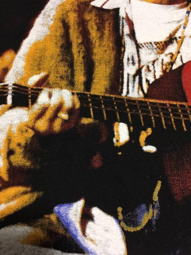 ビンテージ 90s ブート nirvana カート コバーン Tシャツ unplugged Lサイズ ニルヴァーナ ニルバーナ_画像5