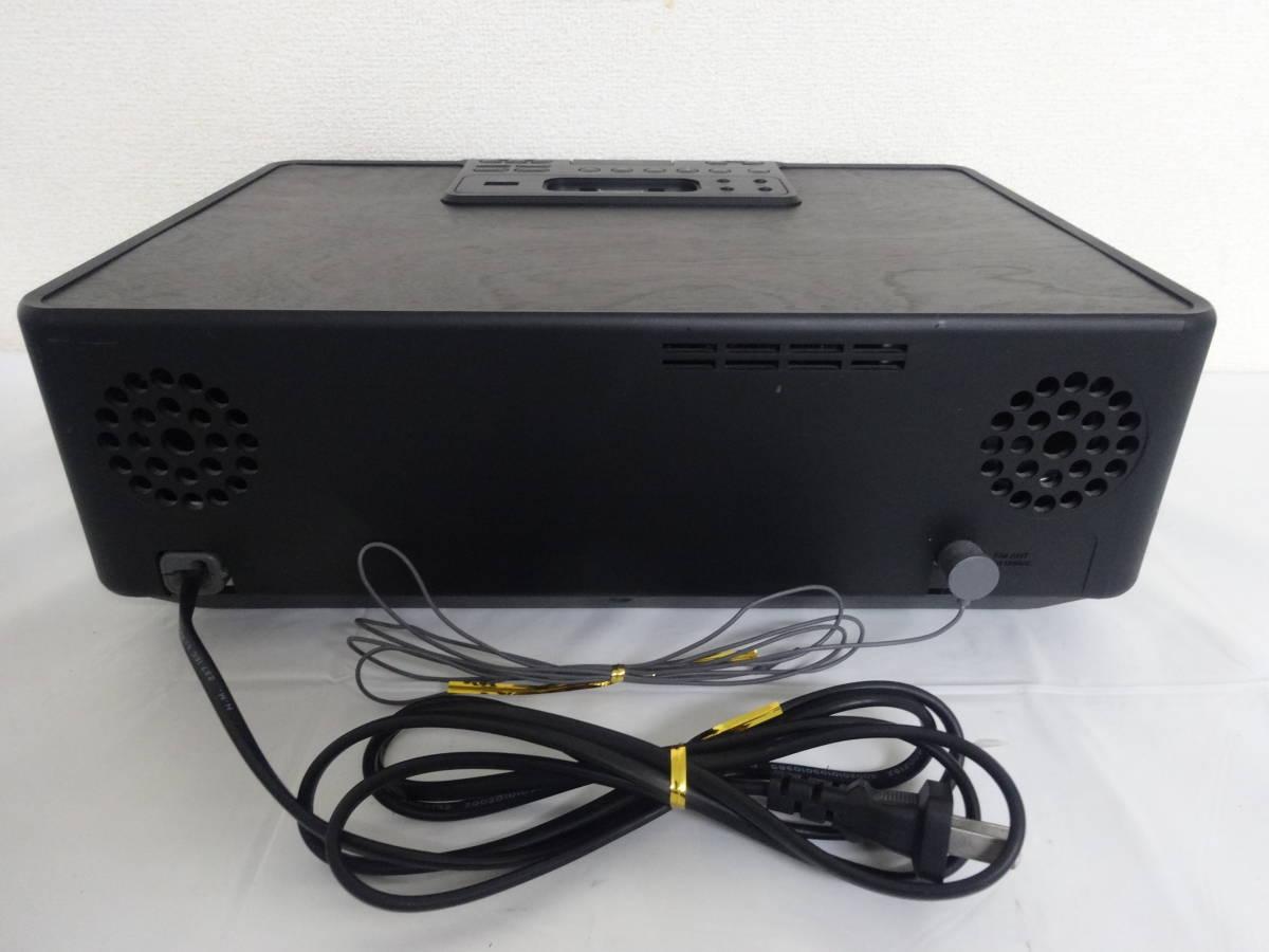 1401★ YAMAHA デスクトップ オーディオシステム TSX-130 ジャンク_画像7
