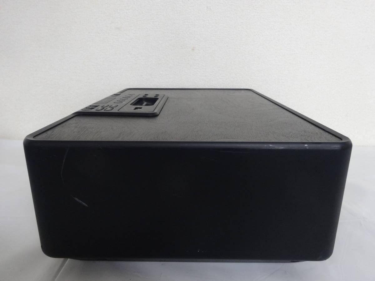 1401★ YAMAHA デスクトップ オーディオシステム TSX-130 ジャンク_画像6