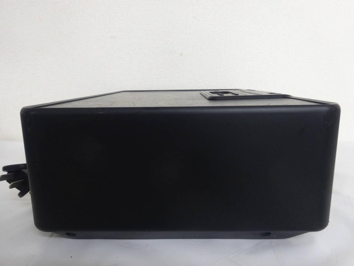 1401★ YAMAHA デスクトップ オーディオシステム TSX-130 ジャンク_画像5