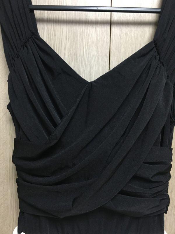 5fbb23384401f  衣類 ワンピース snidel スナイデル 黒×白 F レディース☆新品未使用品