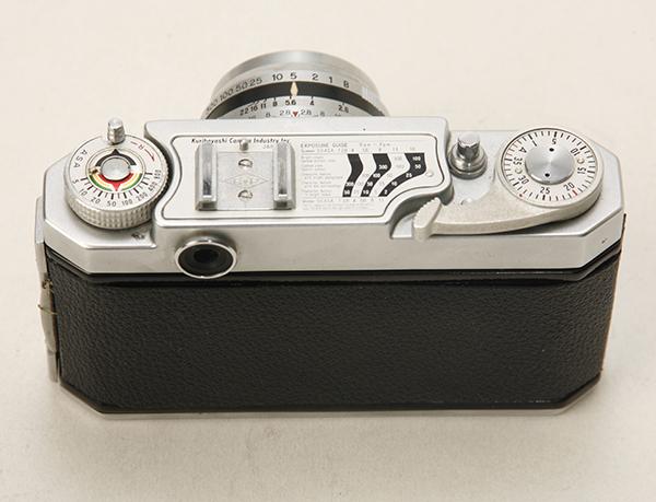 稀少? 機種不明 ペトリカメラ F2.8 _画像4
