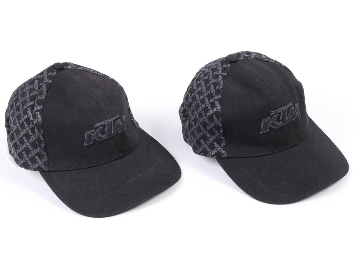 【KTM Racing POWER WEAR】KTM チェーンロゴ キャップ BLACK モデル キャップ!(検:KTM Motocross MXGP 全日本 DUKE RC8R)_画像3