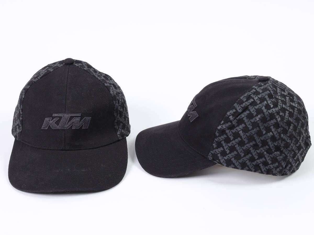【KTM Racing POWER WEAR】KTM チェーンロゴ キャップ BLACK モデル キャップ!(検:KTM Motocross MXGP 全日本 DUKE RC8R)_画像4