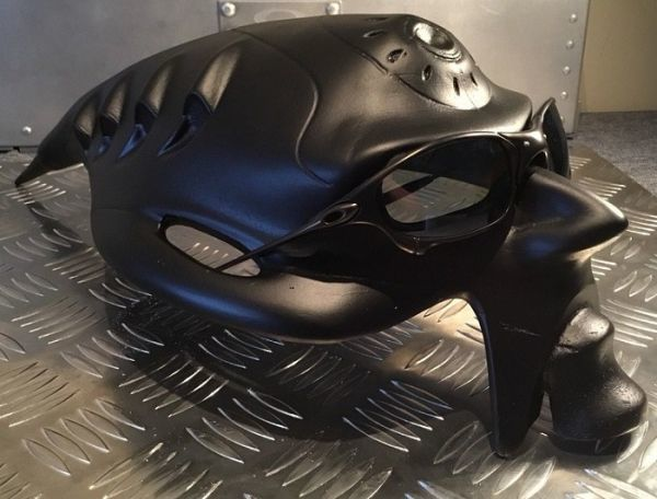 超レア 非売品 オークリー Oakley 店舗用 ディスプレイ スパイクボブヘッド ブラックVer 在庫僅か 限定2個 眼鏡 サングラス スタンド ①