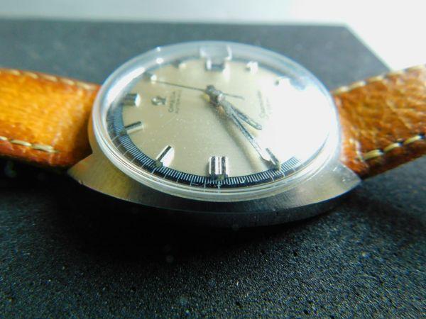 OMEGA 腕時計 シーマスター COSMIC コスミック 自動巻き 革バンド 動作確認済 Gtt1903010_画像3