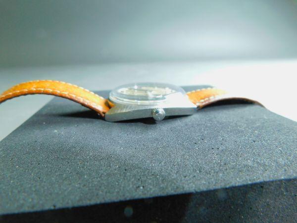 OMEGA 腕時計 シーマスター COSMIC コスミック 自動巻き 革バンド 動作確認済 Gtt1903010_画像7