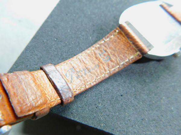OMEGA 腕時計 シーマスター COSMIC コスミック 自動巻き 革バンド 動作確認済 Gtt1903010_画像8