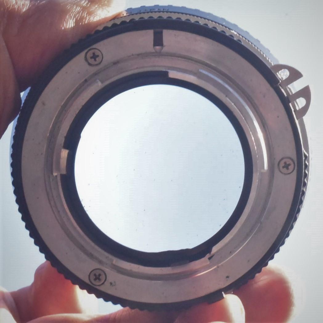 Nikon FE◆明るいレンズ◆NIKKOR 50mm f1.2◆新品同様◆コレクター向き超美品◆19-03-03-17_画像9