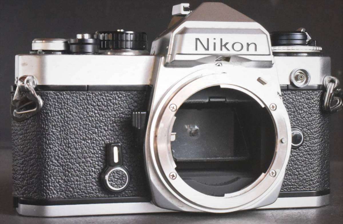 Nikon FE◆明るいレンズ◆NIKKOR 50mm f1.2◆新品同様◆コレクター向き超美品◆19-03-03-17_画像7