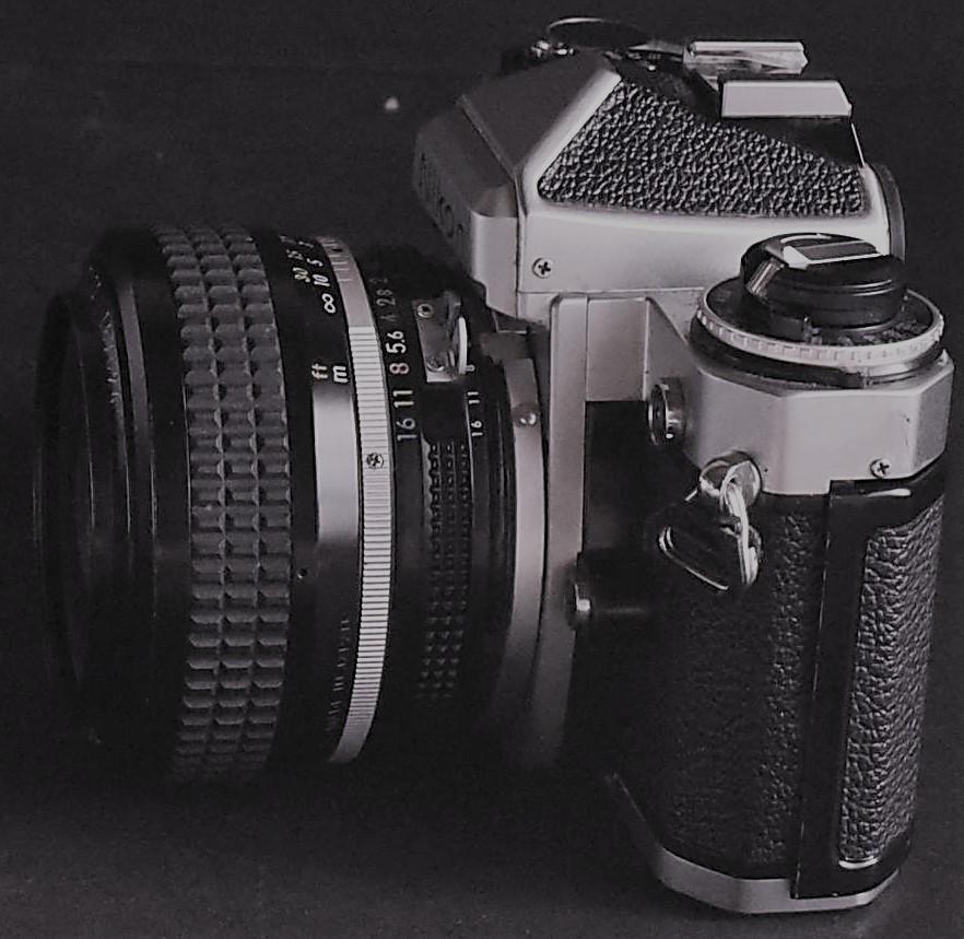 Nikon FE◆明るいレンズ◆NIKKOR 50mm f1.2◆新品同様◆コレクター向き超美品◆19-03-03-17_画像3