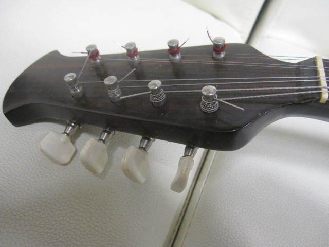 弦楽器 SUZUKI スズキ マンドリン No.20 年代物 ハードケース付き_画像5