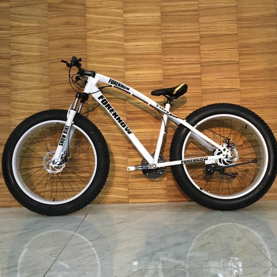 完全売り切り 新品 ファットバイク ビーチクルーザー 電動 アシスト 自転車 ロード クロス バイク 競輪 セグウェイ マウンテンバイク _画像4