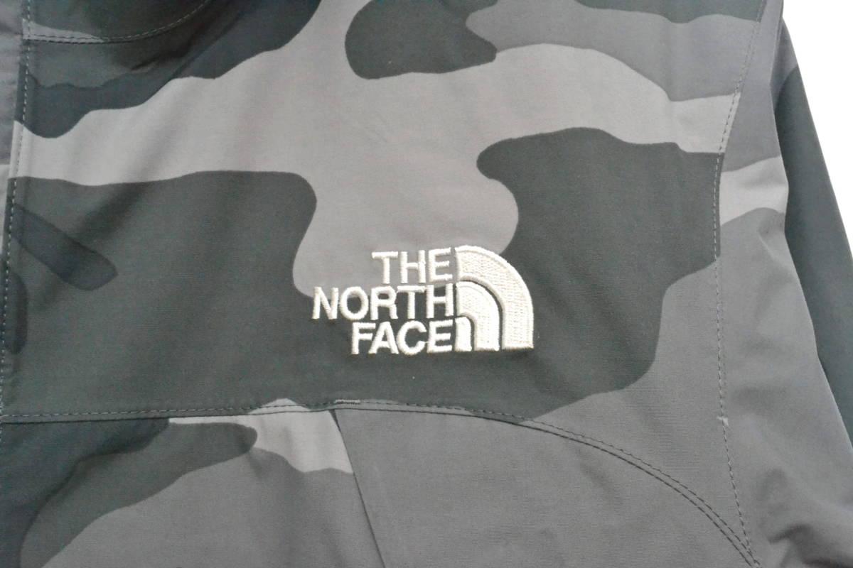 ザノースフェイス THE NORTH FACE ◆ NP61535 ノベルティードットショットジャケット/L/グレーカモフラージュ I114_画像5