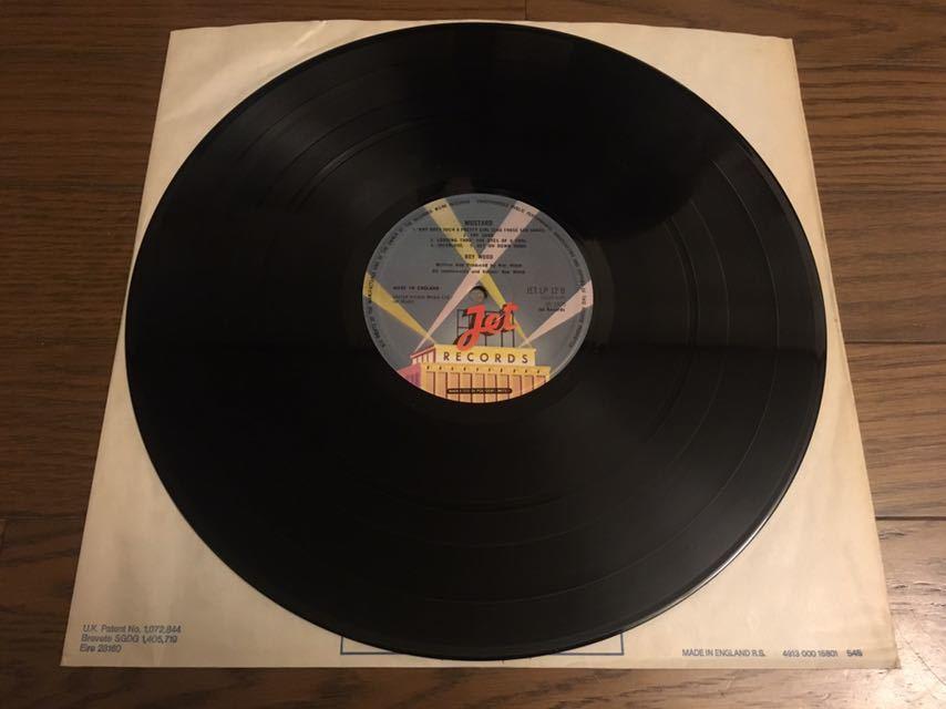 Roy Wood / Mustard UKオリジナル盤 ビートルズ直系英ポップス大名盤 ロイウッド ELO レコード LP 美品_画像6
