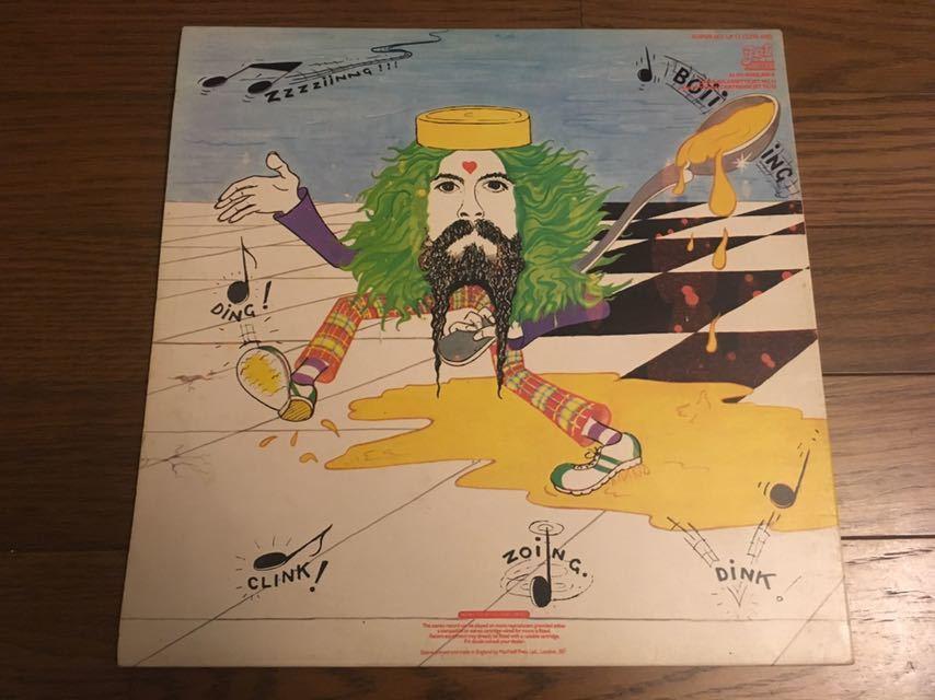 Roy Wood / Mustard UKオリジナル盤 ビートルズ直系英ポップス大名盤 ロイウッド ELO レコード LP 美品_画像2