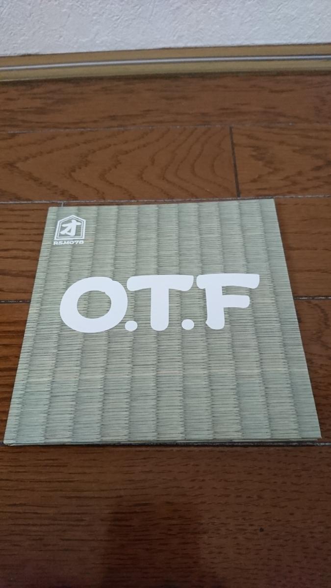 RIP SLYME リップスライム '5万枚チョー生産限定盤'「O.T.F LIVE AT BUDOKAN 2002.0.7.25」CD 中古 美品/RAP HIP-HOP ライブ _画像3