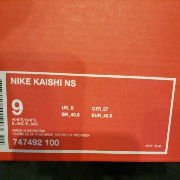 新品★ナイキ カイシ 27センチ 通学 学生⑦NIKE KAISHI ナイキスニーカー ランニングシューズ_画像3