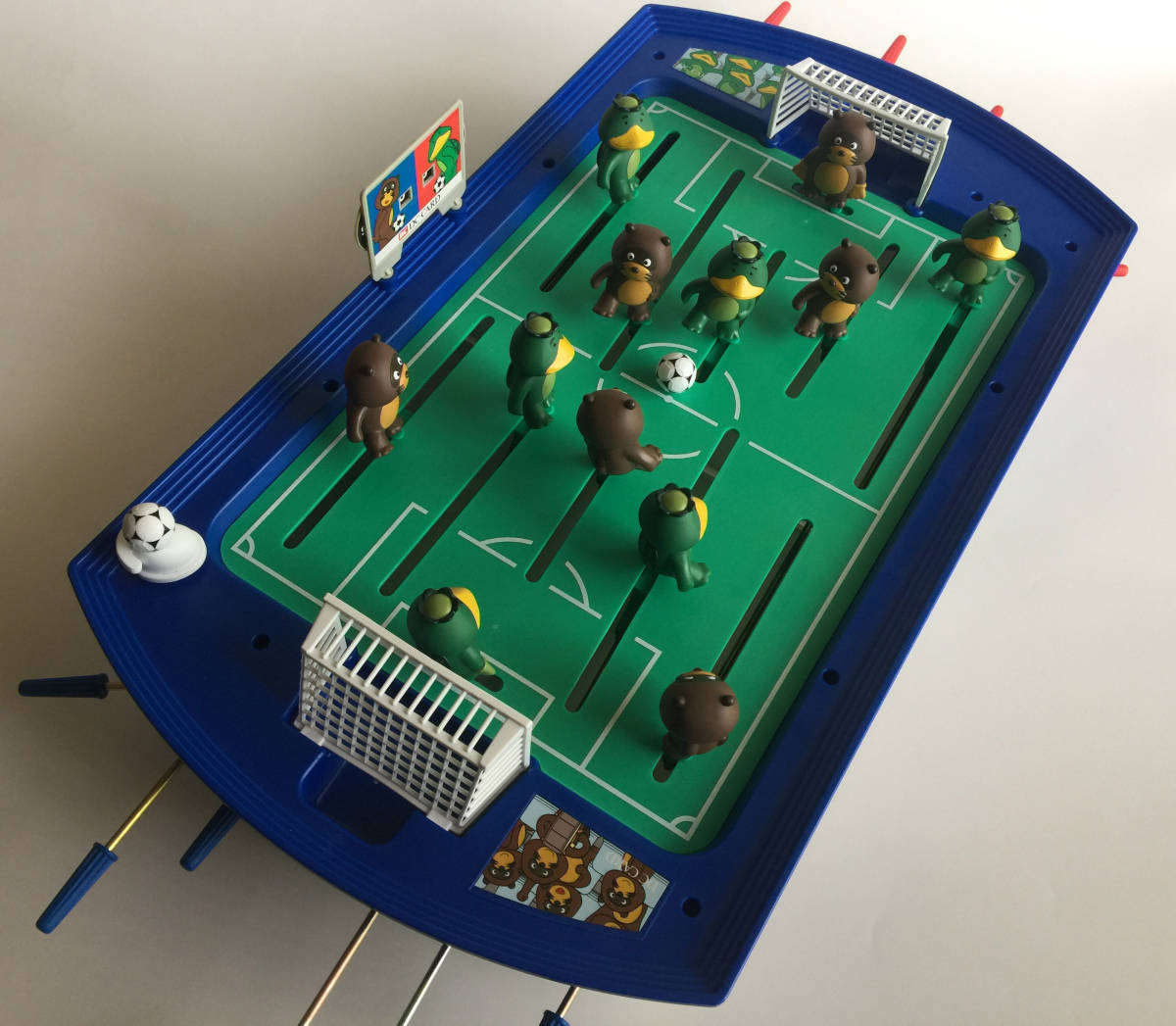 【DCカードカッパ たぬき】 たぬキック&サッカッパーゲーム 【DC CARD カッパたぬき サッカーゲーム】_画像5