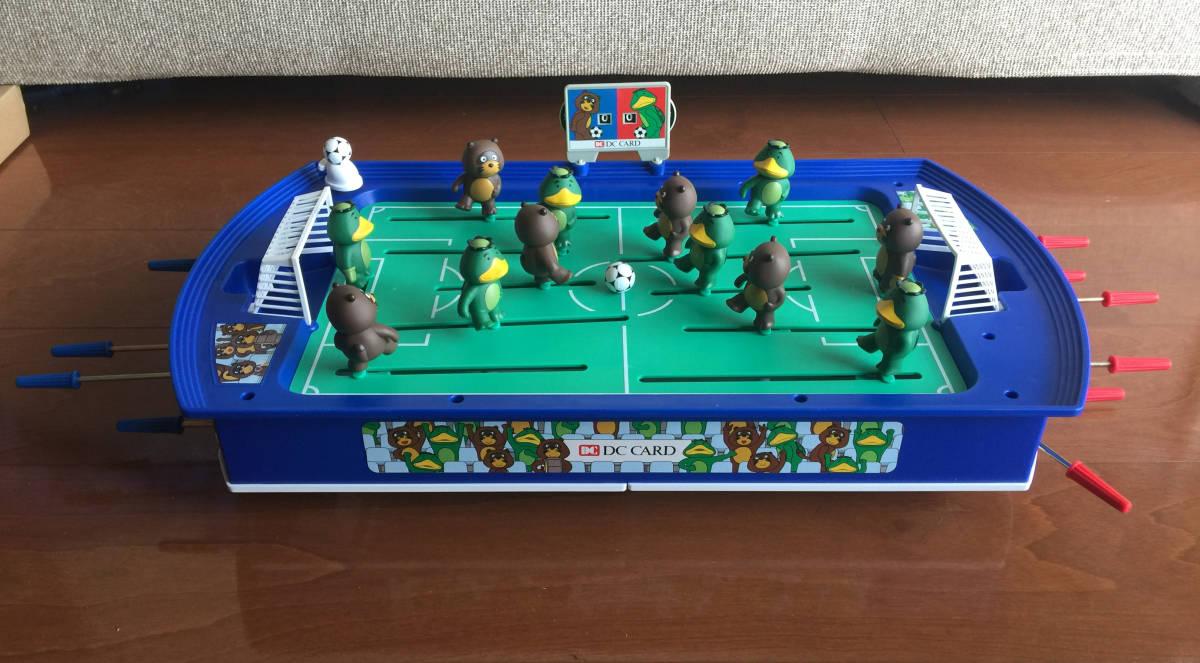 【DCカードカッパ たぬき】 たぬキック&サッカッパーゲーム 【DC CARD カッパたぬき サッカーゲーム】_画像7