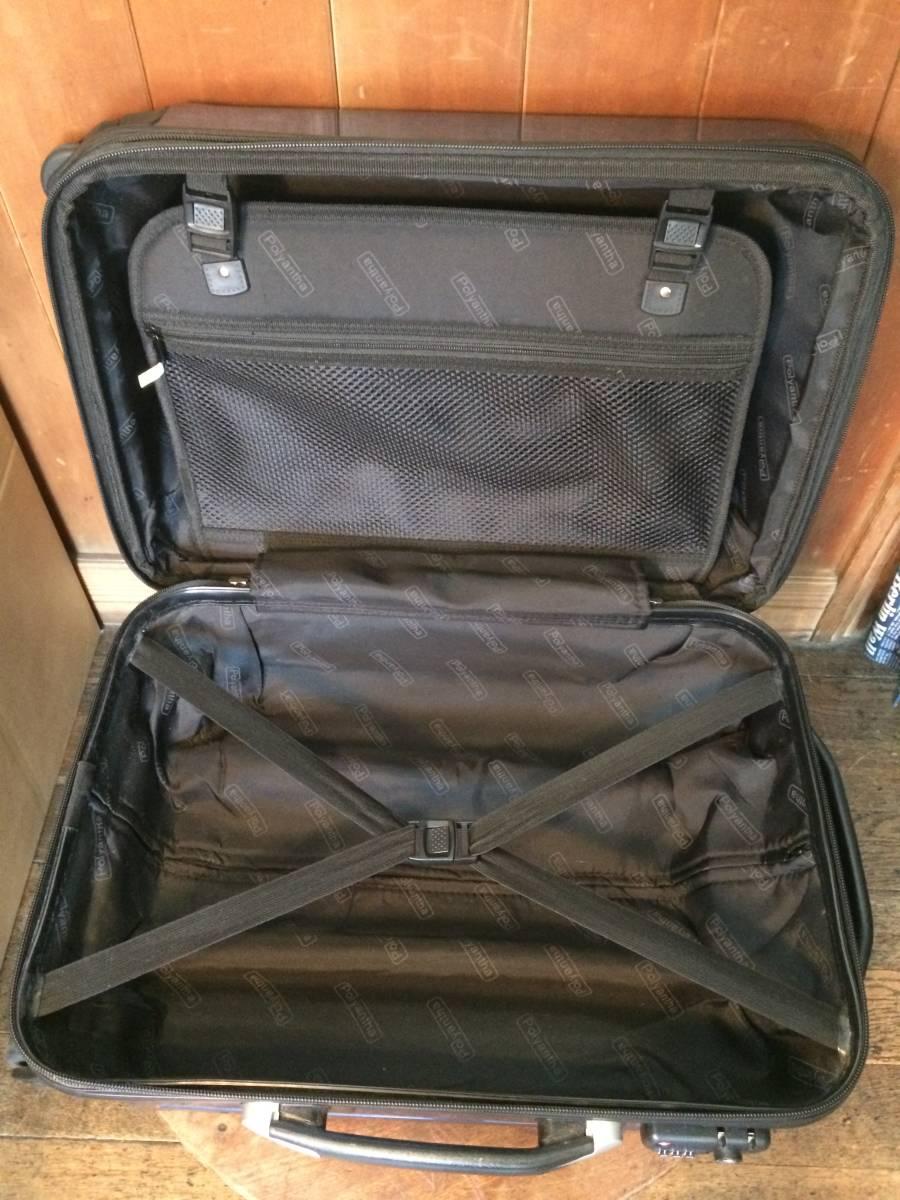 フィールドギア スーツケース ネイビー キャリーケース トラベルバッグ トランク 旅行用 _画像4