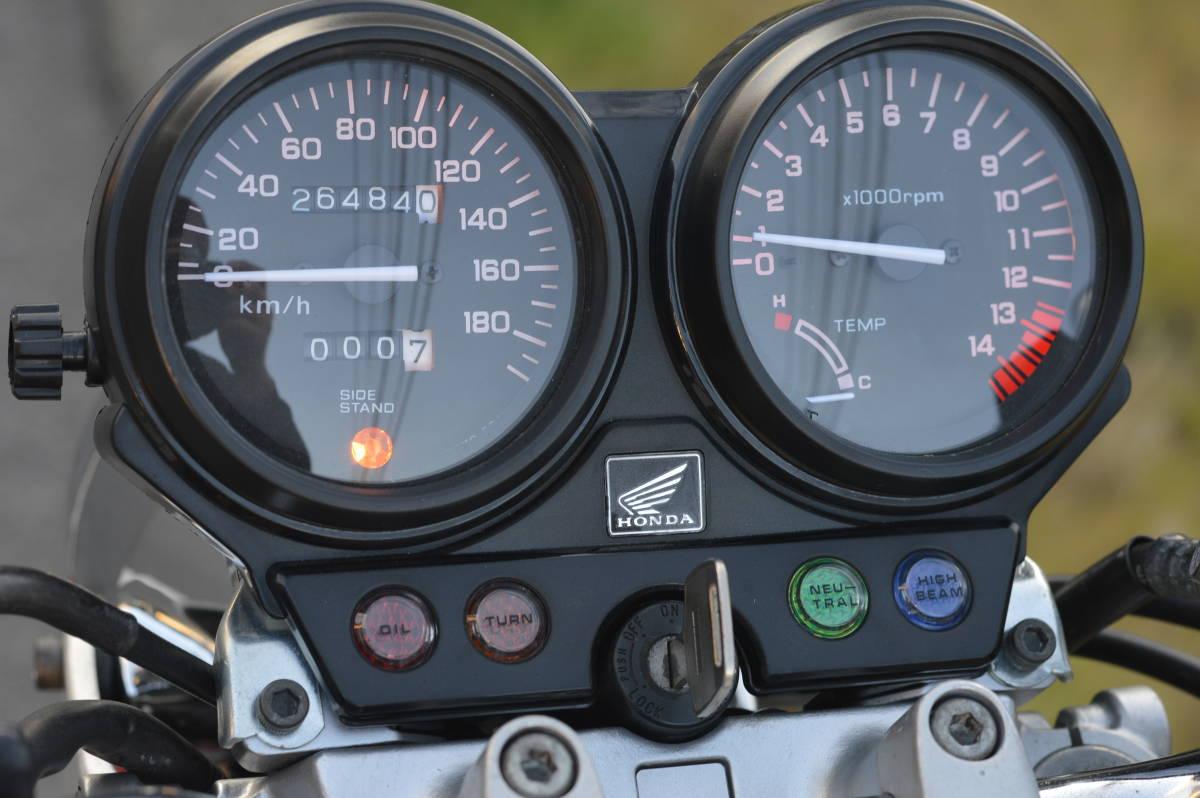 JADE CBXカラー カスタム ジェイド    CBX400 CBX550 CBR400F Z400FX Z400GP GSX250E Z250FT ホーク_画像2