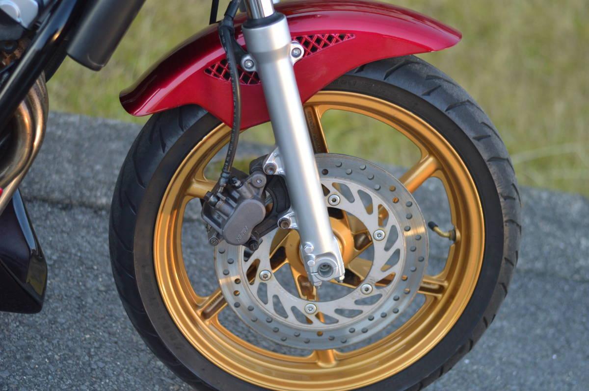JADE CBXカラー カスタム ジェイド    CBX400 CBX550 CBR400F Z400FX Z400GP GSX250E Z250FT ホーク_画像5