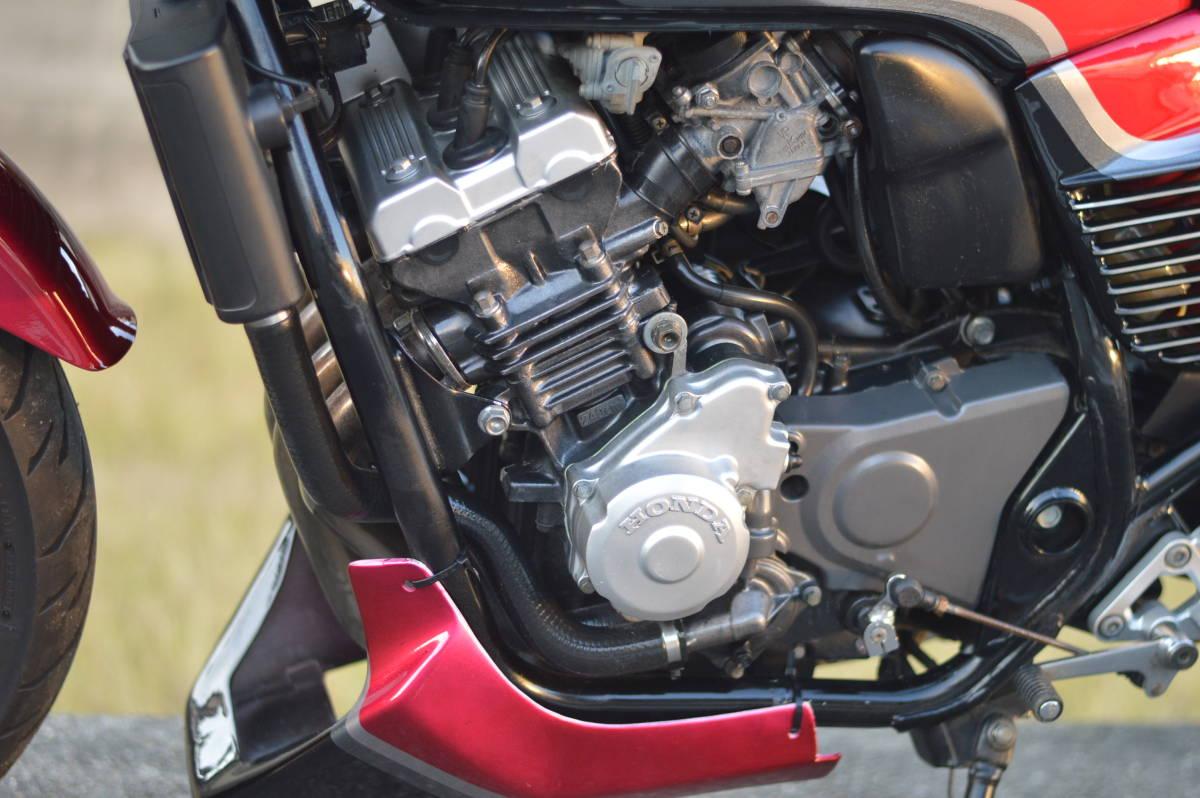JADE CBXカラー カスタム ジェイド    CBX400 CBX550 CBR400F Z400FX Z400GP GSX250E Z250FT ホーク_画像9