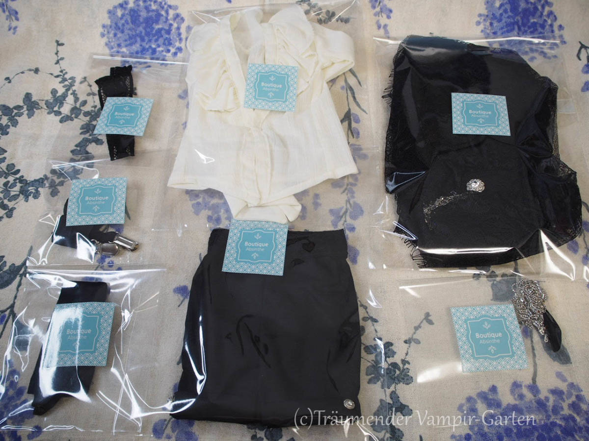海外ディーラー製 SD17 男の子 洋服セット 未使用 未開封品 A B 2着セット_画像4