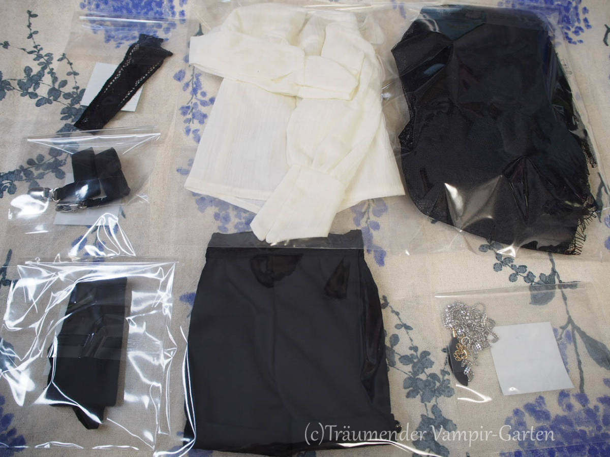 海外ディーラー製 SD17 男の子 洋服セット 未使用 未開封品 A B 2着セット_画像5