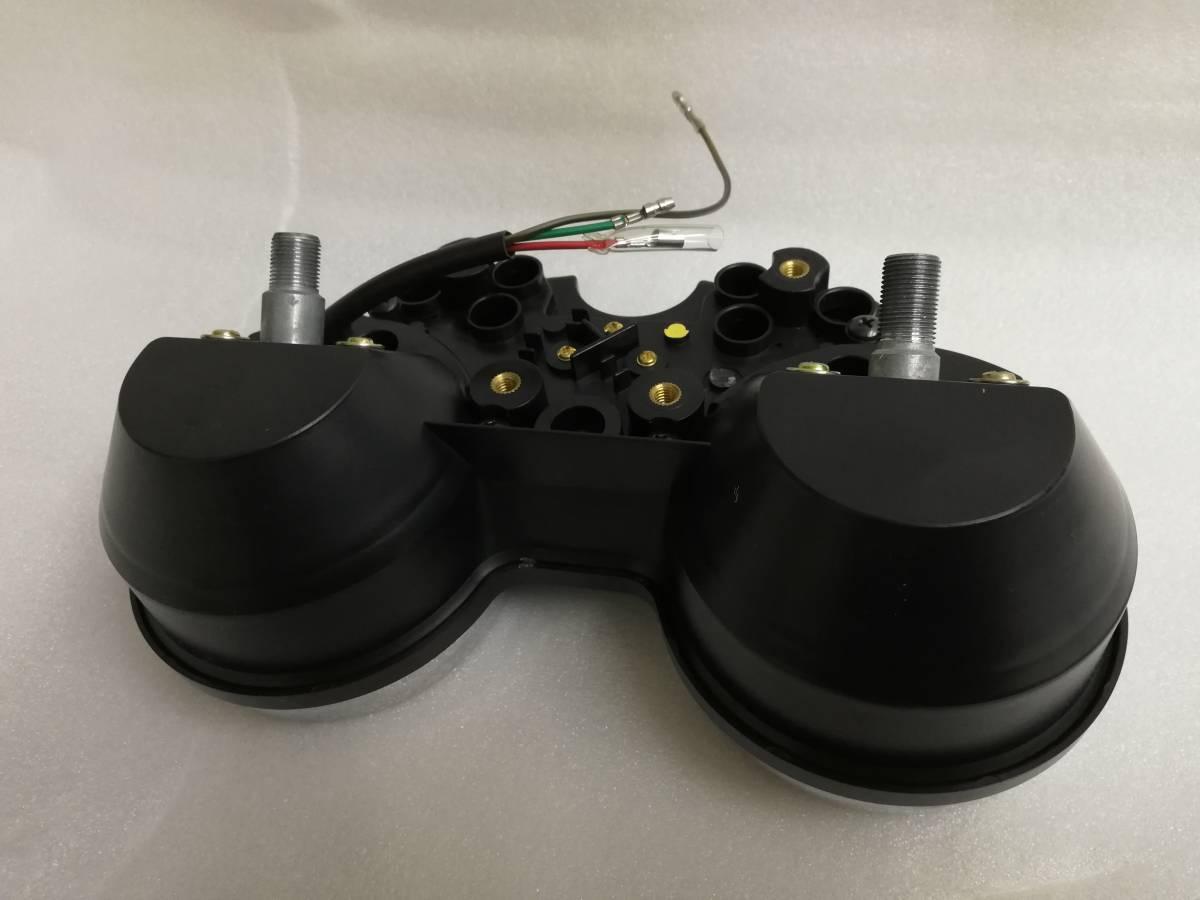 送料無料 CBX400F メーター ASSY/新品 1型 2型 NC07 CBX550F メーターケース 純正 リプロ スピードメーター 本体 ユニットNC07 外装_画像4