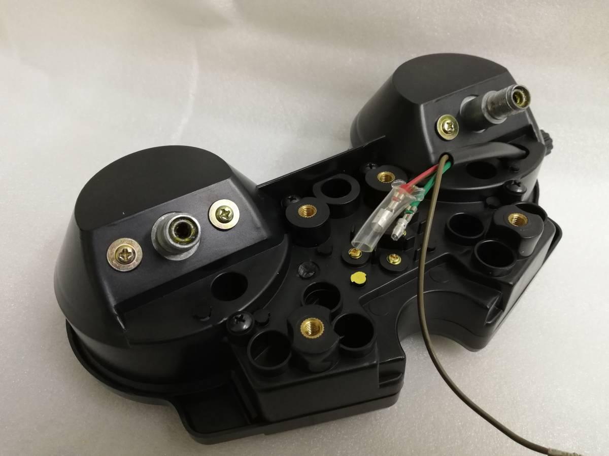 送料無料 CBX400F メーター ASSY/新品 1型 2型 NC07 CBX550F メーターケース 純正 リプロ スピードメーター 本体 ユニットNC07 外装_画像5