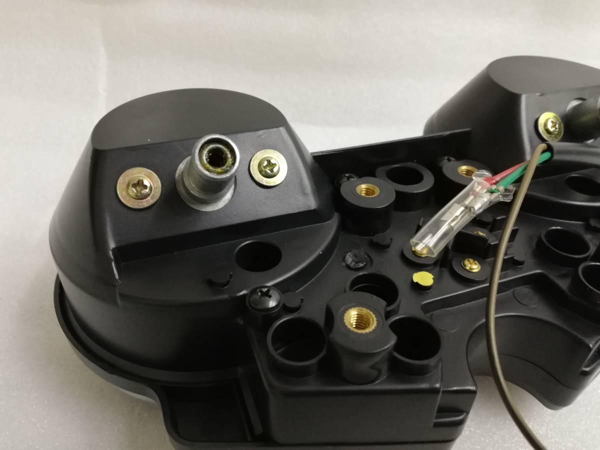 送料無料 CBX400F メーター ASSY/新品 1型 2型 NC07 CBX550F メーターケース 純正 リプロ スピードメーター 本体 ユニットNC07 外装_画像8