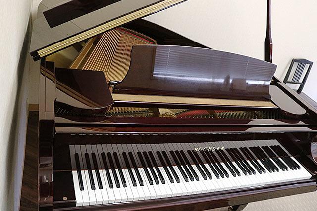 ♪SALE♪ グランドピアノ ベックラー AG200 (IOHG0786) ★ピアノ専門店にて調律/調整/クリーニング【試弾動画あり】_画像2