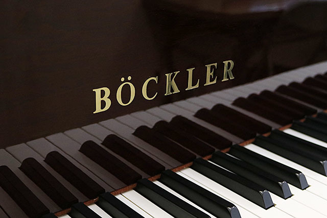 ♪SALE♪ グランドピアノ ベックラー AG200 (IOHG0786) ★ピアノ専門店にて調律/調整/クリーニング【試弾動画あり】_画像3