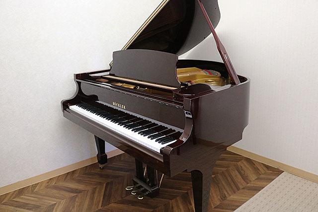 ♪SALE♪ グランドピアノ ベックラー AG200 (IOHG0786) ★ピアノ専門店にて調律/調整/クリーニング【試弾動画あり】