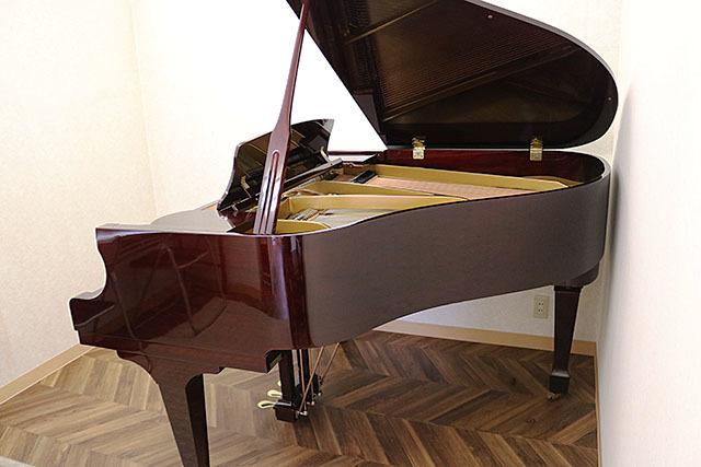 ♪SALE♪ グランドピアノ ベックラー AG200 (IOHG0786) ★ピアノ専門店にて調律/調整/クリーニング【試弾動画あり】_画像7