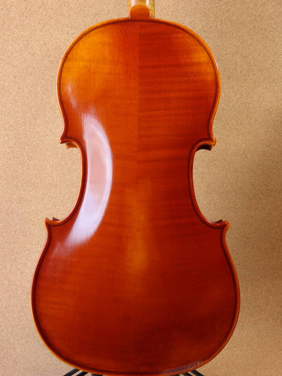 ROTH Ernst Heinrich 1986年製 品番 #52 フルサイズ ジャーマン バイオリン_画像3