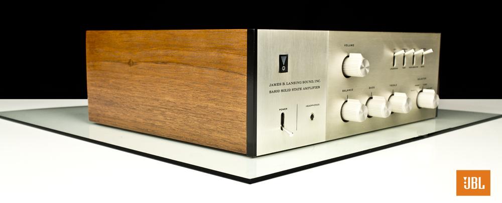 令和キャンペーン・美品 | JBL | SA600 | Solid State Amplifier | ステレオ・プリメインアンプ | _画像3